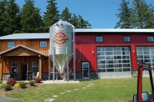 Comox brewery