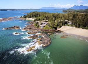 Hotels Tofino Vancouver Island BC