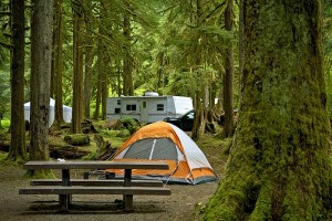 RV Parks southern Vancouver Island