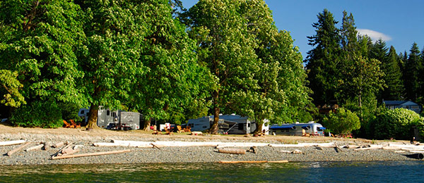 All British Columbia RV Parks and Campgrounds