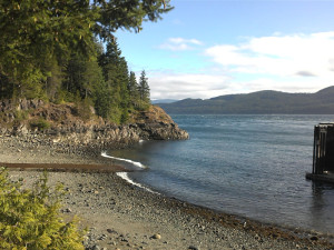 RV parks Pacific Rim national park Vancouver Island