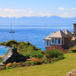 Real estate on Vancouver Island