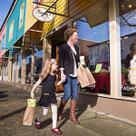 Shopping on Vancouver Island
